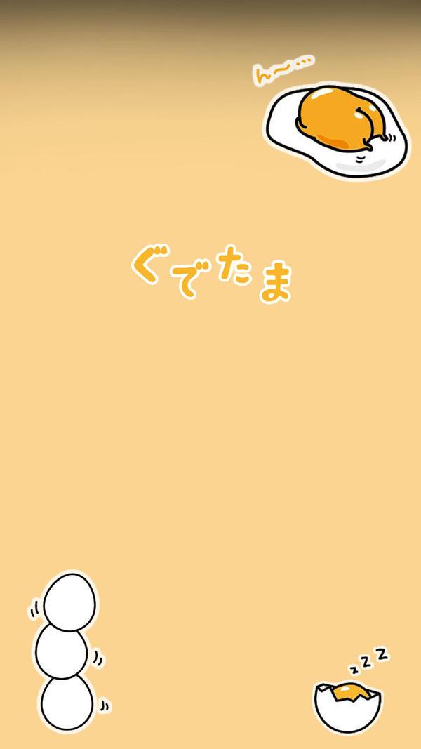 Gudetama: Unlock by Beloved-chan