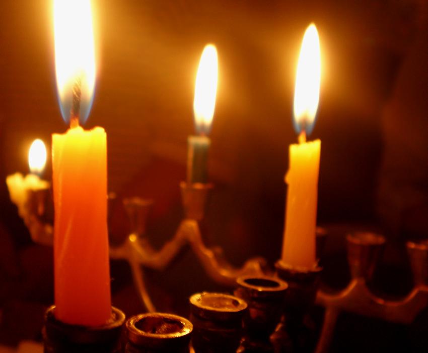 First Night of Hanukkah by tcm13