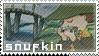 Snufkin - stamp