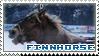 Finnhorse - stamp by RiikkaK