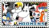 Moomins - stamp by RiikkaK