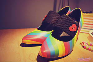 Shoes made for dancing by RiikkaK