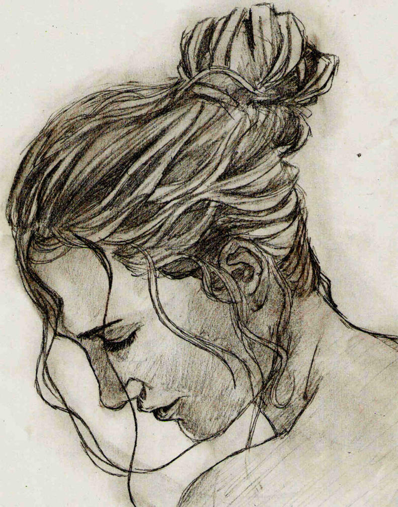 Messy Bun By The Littlest One