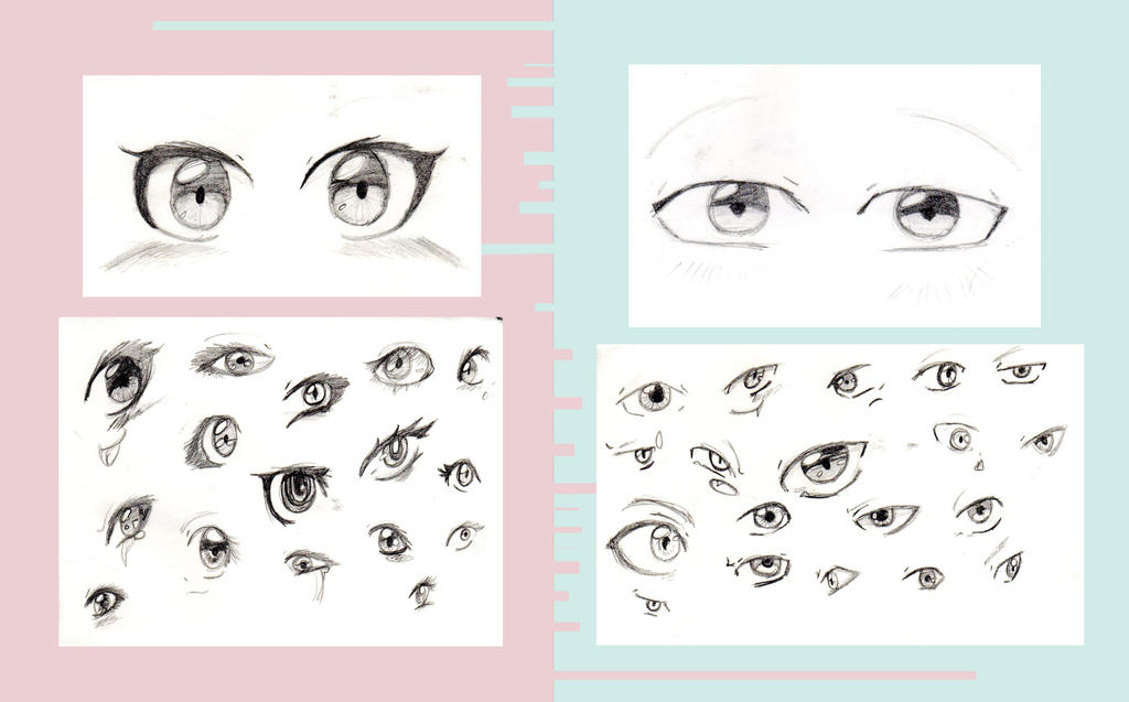 Eyes for Reference by xxGaby1699xx