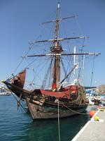 Sail Boat by fuguestock