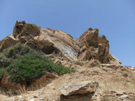 Rock Formation by fuguestock