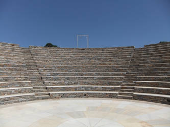 Amphitheatre 02 by fuguestock