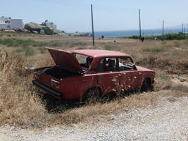 Old Car by fuguestock