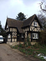 Tudor Cottage by fuguestock