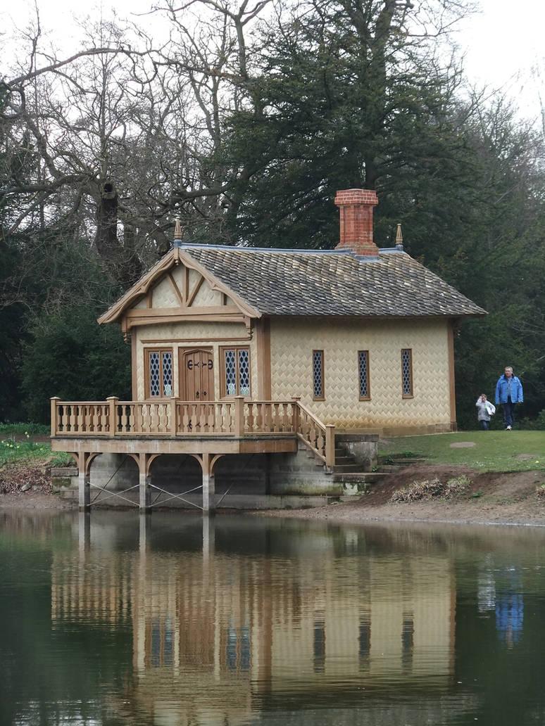 Lake House 1 by fuguestock