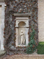 Ivy Statue Alcove 01 by fuguestock