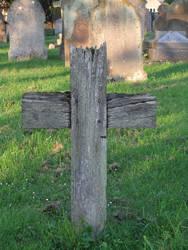 Wooden Cross 02 by fuguestock