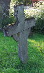 Wooden Cross 04 by fuguestock