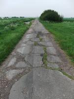 Broken Road 01 by fuguestock
