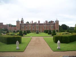 Tudor Mansion by fuguestock