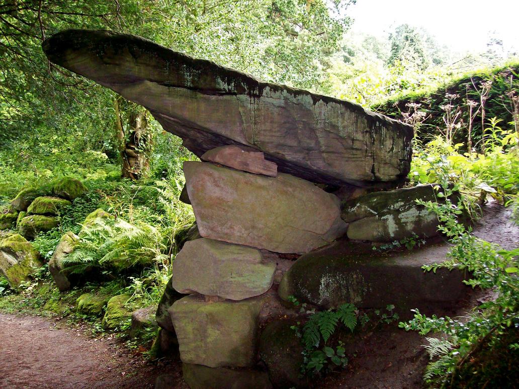 Rock Formation 05 by fuguestock