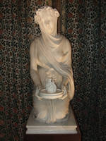 Veiled Statue by fuguestock