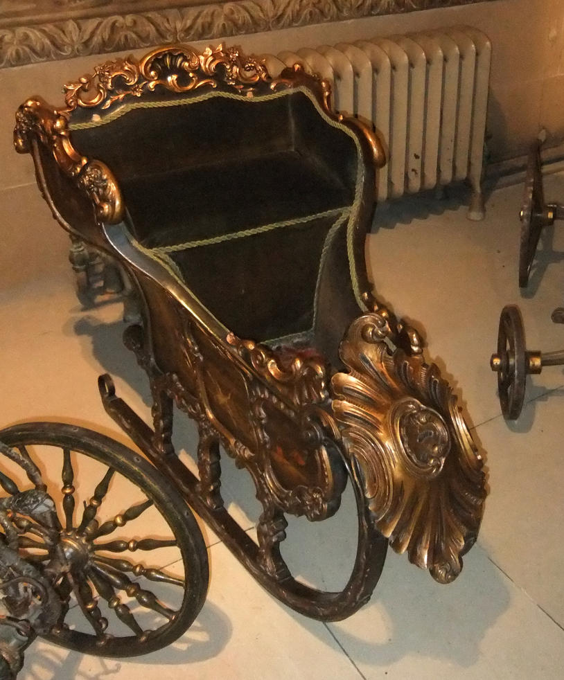 Childs Sleigh 1 by fuguestock