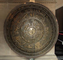 Shield of Hercules (front) by fuguestock