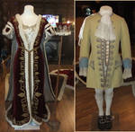 Lord And Lady's Clothes