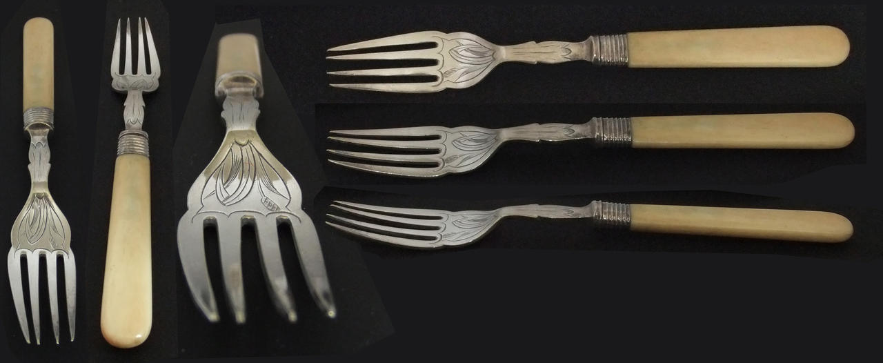 Cutlery Used In Food And Beverage Service