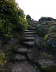Stone Steps by fuguestock