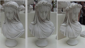 Veiled Bust (3 angles)