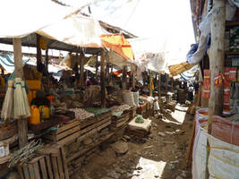 Ethiopain Market Place 01 by fuguestock