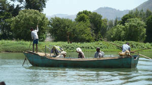 Ethiopian Fishing Boat