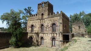 Ethiopian Building