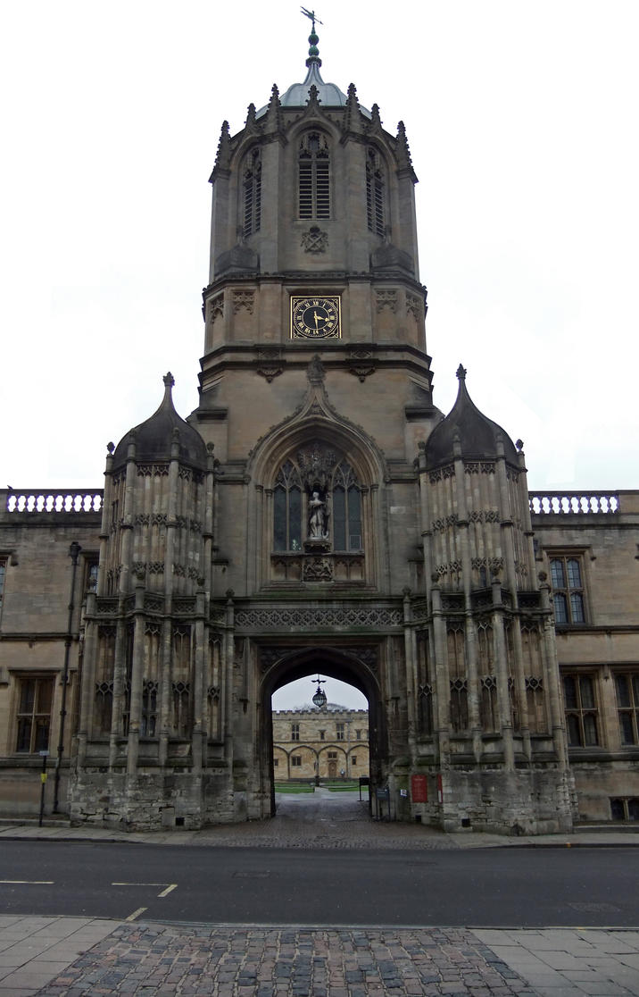 Christ Church College, Oxford by fuguestock
