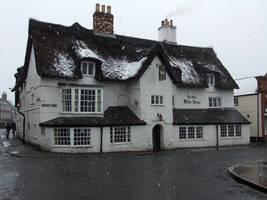 Snow Pub 2 by fuguestock