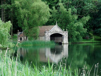Boat House by fuguestock
