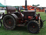 Old Oily Tractor - Modified Lanz Bulldog