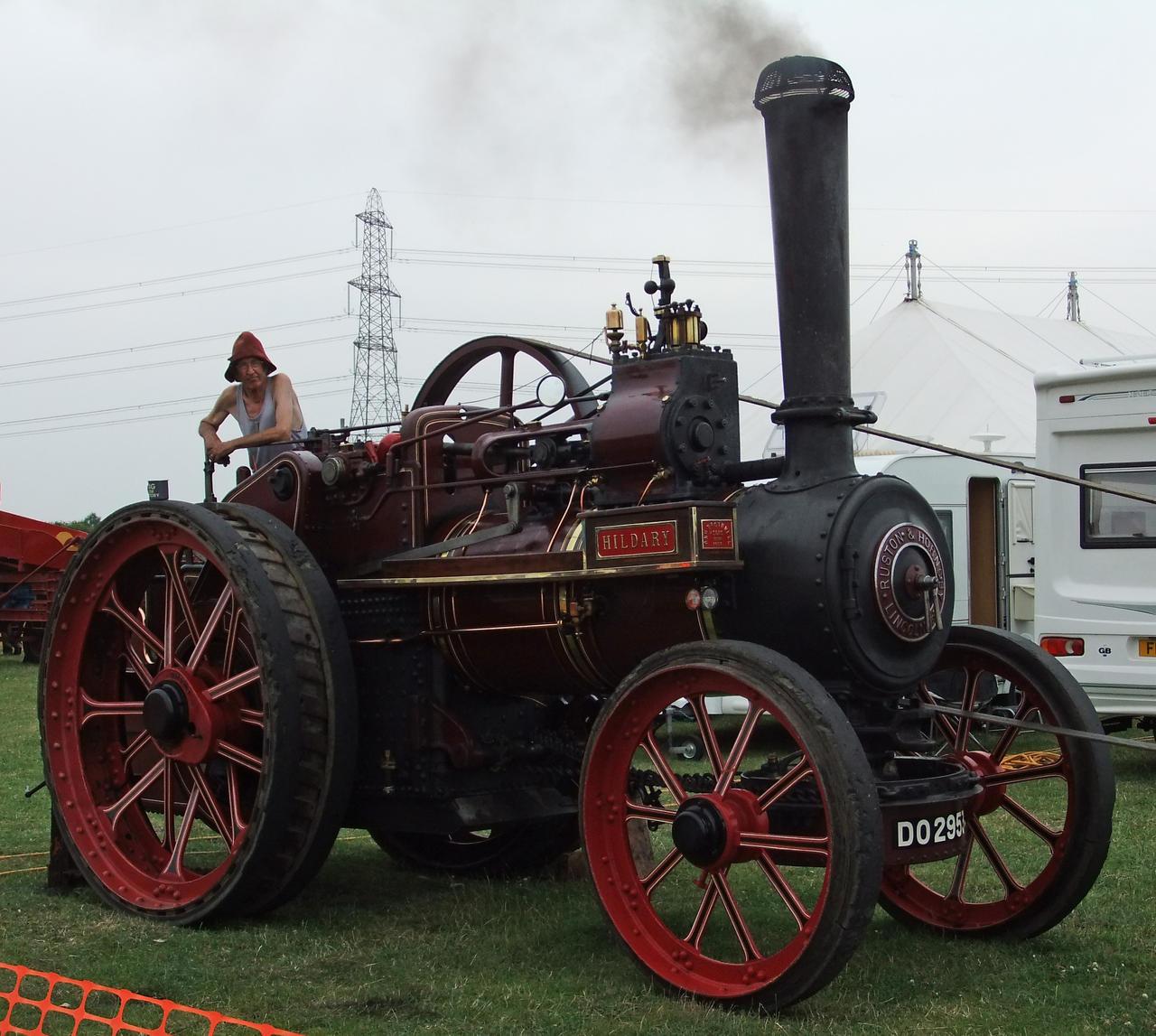 Steam Engine 1 by fuguestock