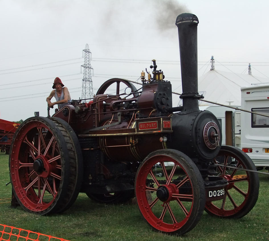 Steam Engine 1 by fuguestock