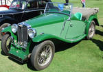 Classic Car 9 - MG