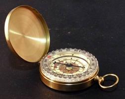 Pirate Compass 2 by fuguestock