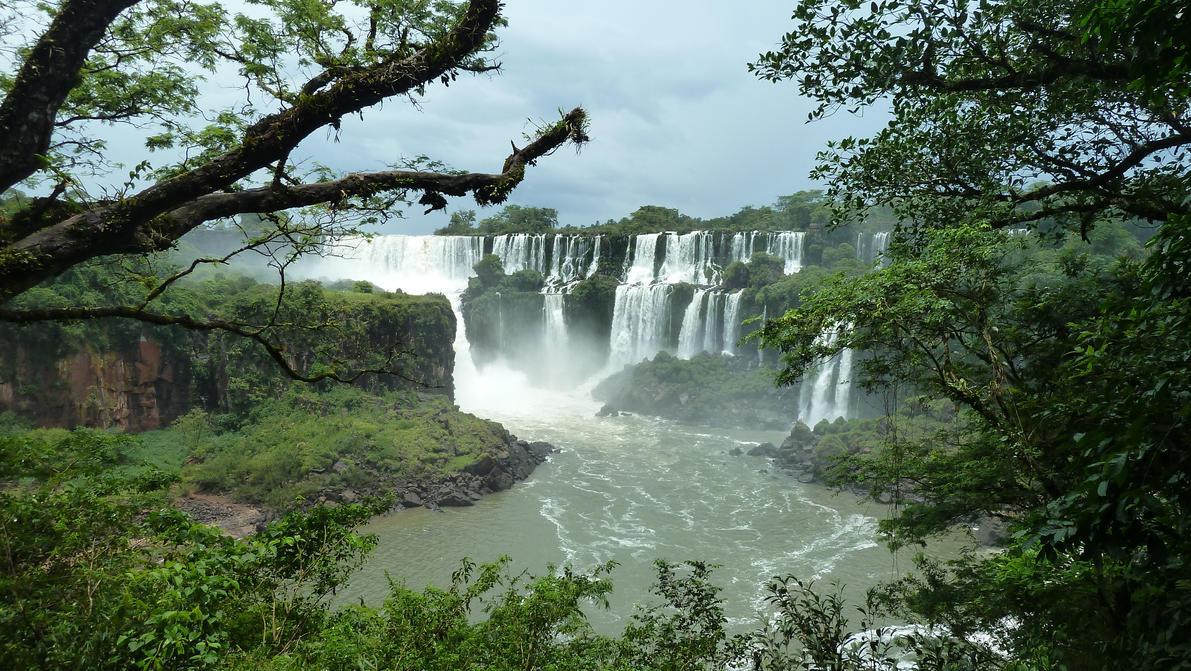 Jungle Falls 8 by fuguestock