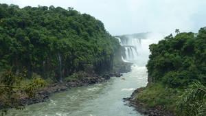 Jungle Falls 7 by fuguestock