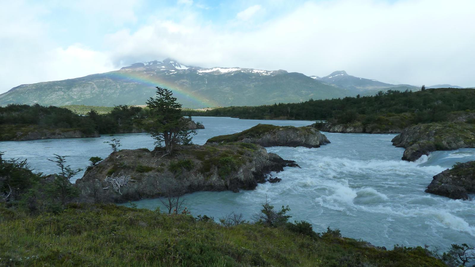 Patagonian River 03 by fuguestock