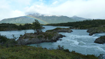 Patagonian River 03 by fuguestock