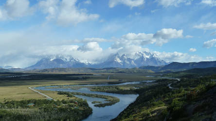 Patagonian River 02