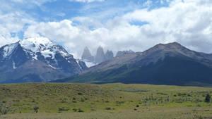 Patagonian Landscape 08