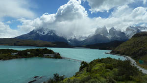 Patagonian Landscape 06 by fuguestock