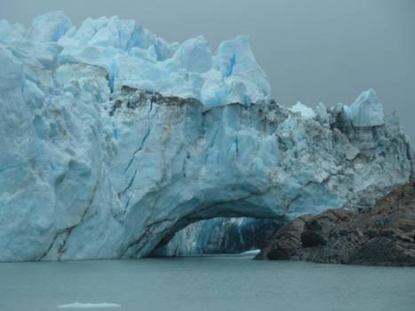 Ice Arch 2 - Up Close