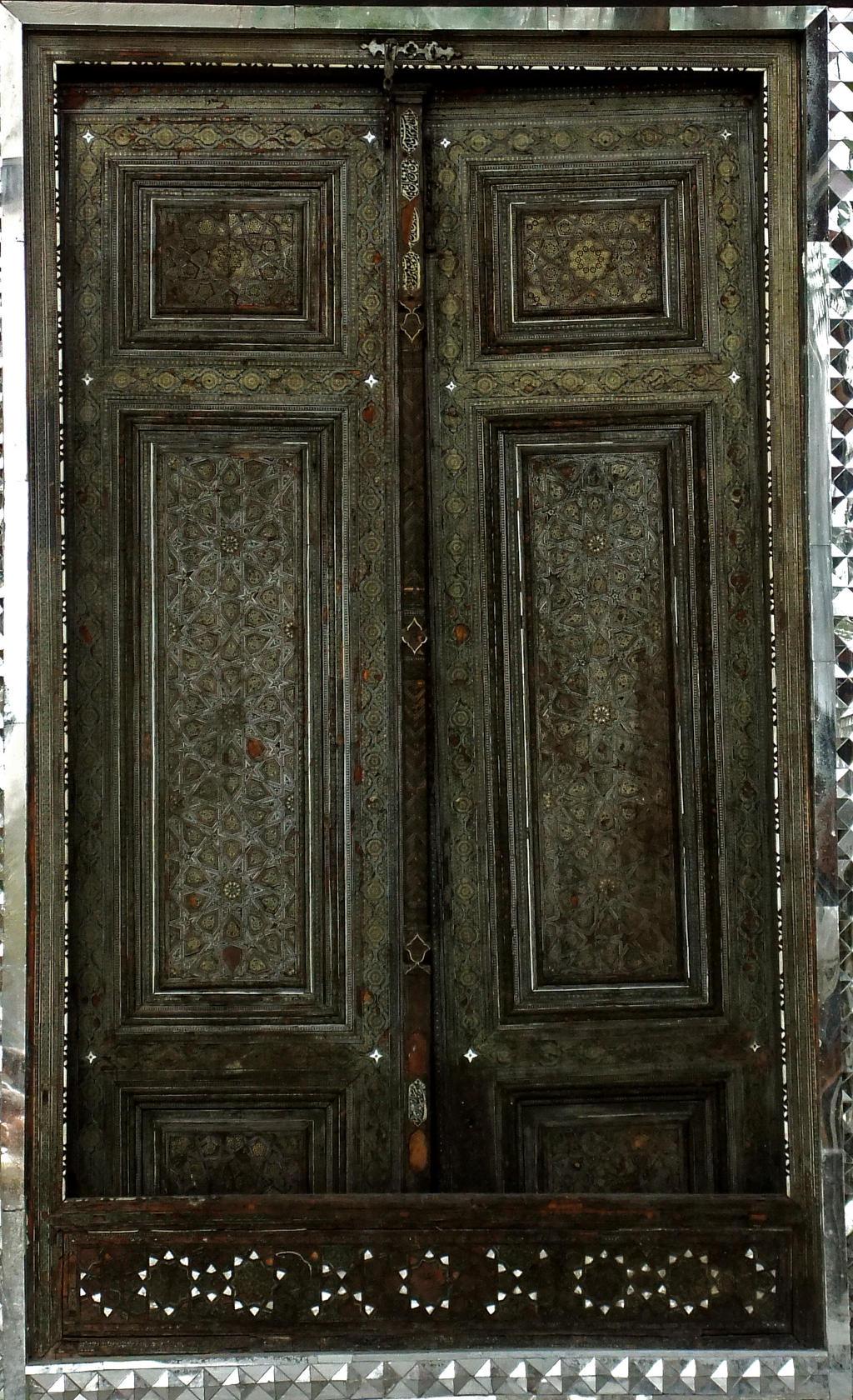 ... Persian Architecture 03 - Ornate Wooden Door by fuguestock & Persian Architecture 03 - Ornate Wooden Door by fuguestock on DeviantArt