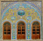 Persian Architecture 01 - Tiles and Doors