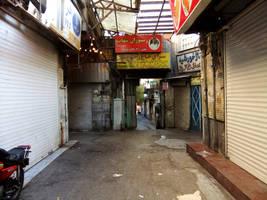 Back Alley, Tehran