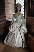 Catherine Howard's Dress 1 by fuguestock